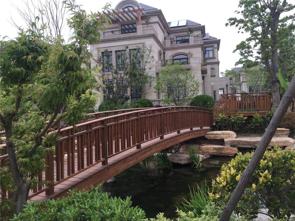 人行景观木桥